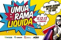 Promoção Umuarama Liquida está de volta