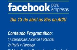 """""""Facebook para Empresas"""" é tema do 3º e-Coffee promovido pelo CONJOVE"""