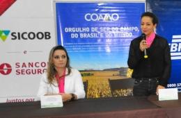 Mulheres de negócios participam de encontro regional da Faciap