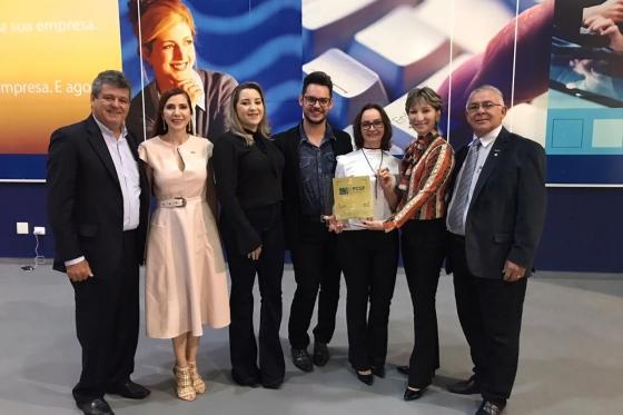 Aciu obtém prêmio máximo de certificação em gestão da Faciap