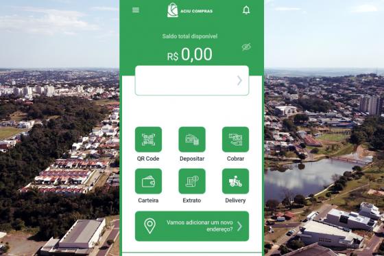 Aciu prepara lançamento de plataforma para compras online