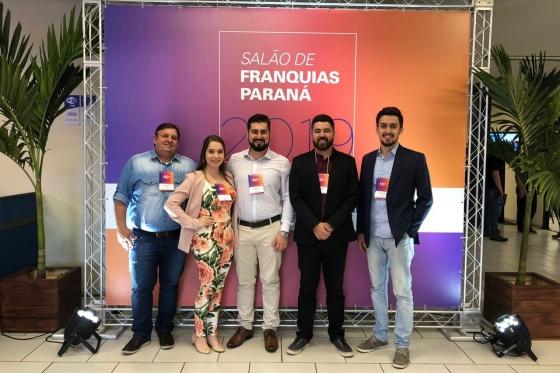 Associados Aciu expõem suas marcas no Salão de Franquias