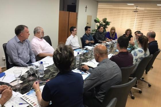 Com pauta cheia, diretoria executiva realiza última reunião do ano