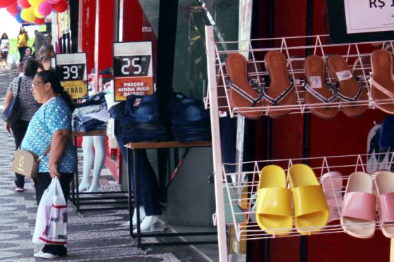 Comércio foi o principal vetor de empregos no 2º semestre em Umuarama