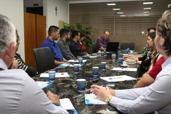 Diretoria Setorial da Aciu faz consultoria de planejamento estratégico