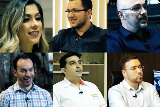 Empreendedores inspirados pelos pais contam suas histórias em campanha