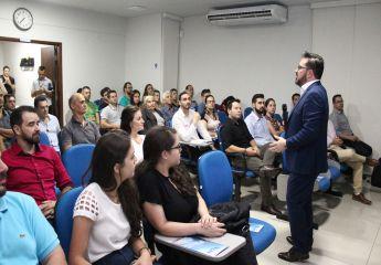Fabiano Zanzin oferece Método 4 Leis para associados Aciu