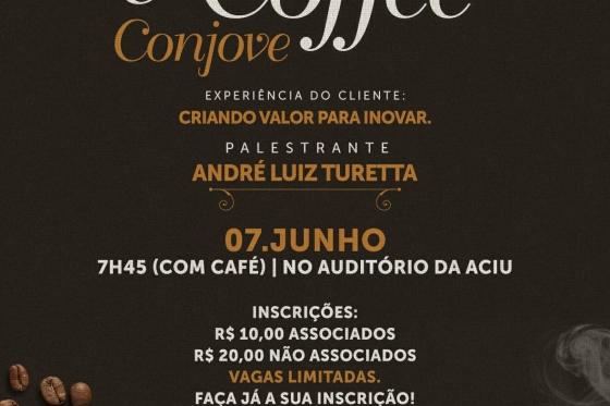 Inovação é tema de palestra do 7º e-Coffee do Conjove
