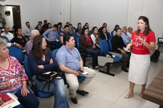 Palestras alertam sobre a necessidade de empreender com novas atitudes