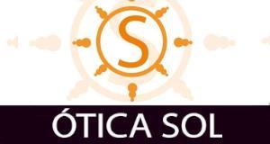 Logo da empresa Ótica Sol