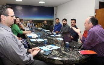 Reunião da Diretoria Setorial