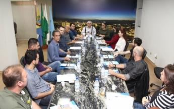 Reunião de Diretoria Aciu